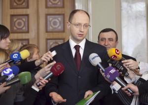 Как Яценюк убедил депутатов спасти страну