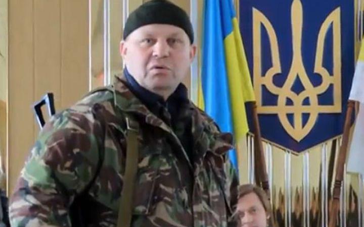 Аваков опубликовал воспроизведение убийства Саши Белого