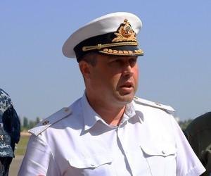 Экс-командующий ВМС Денис Березовский будет задержан - ГПУ