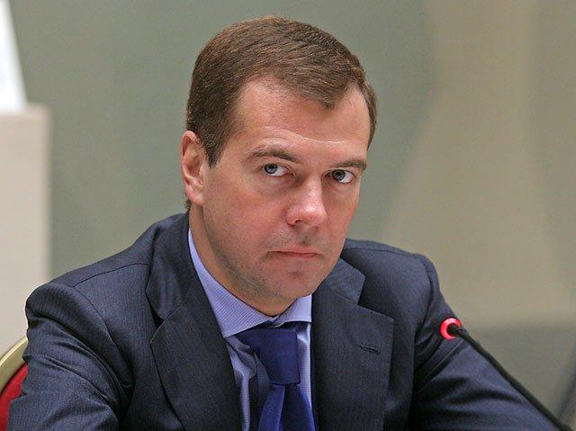 Медведев: Украина должна России 16,6 млрд долларов