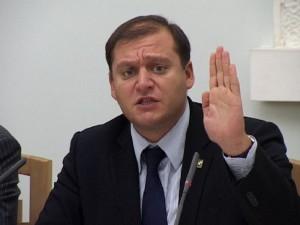 Добкин идет в президенты