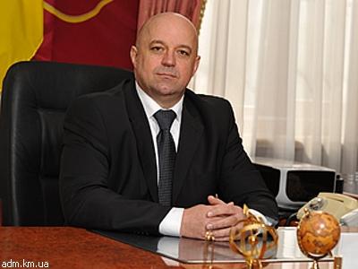 Турчинов уволил скандально известного губернатора Ядуху