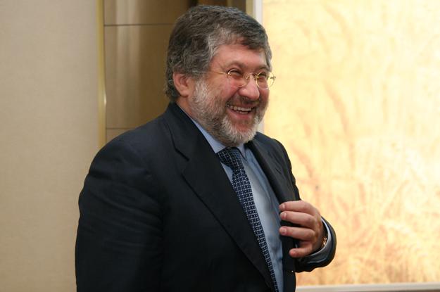 Коломойский стал днепропетровским губернатором