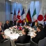 Послы G7 обратились к Порошенко