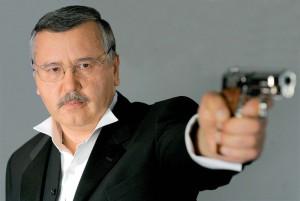 Анатолий Гриценко идет в Президенты