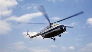 В Крыму захватили украинский вертолет