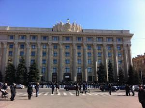 16 харьковских антимайдановцев отпустили под домашний арест