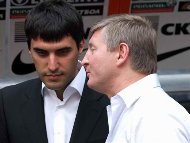 Николай Левченко избран главой Донецкой облорганизации Партии регионов