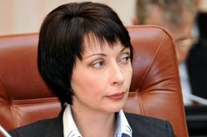Турчинов уволил Елену Лукаш