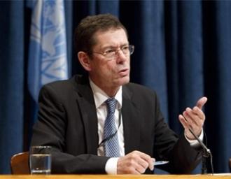 Представитель ООН не смог вылететь в Крым