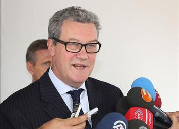 Спецпосланника Генсека ООН похитили в Симферополе