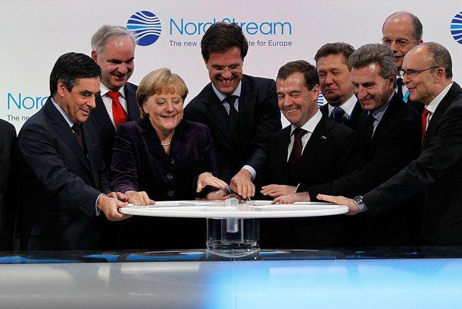 Как Европе проститься с «Газпромом»