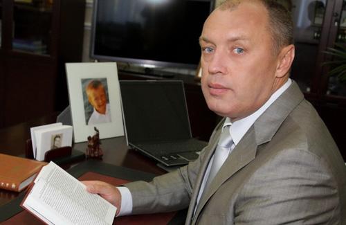 Мэра Полтавы задержали по подозрению в избиении митингующих