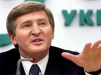 Ахметов поручился за Михаила Добкина