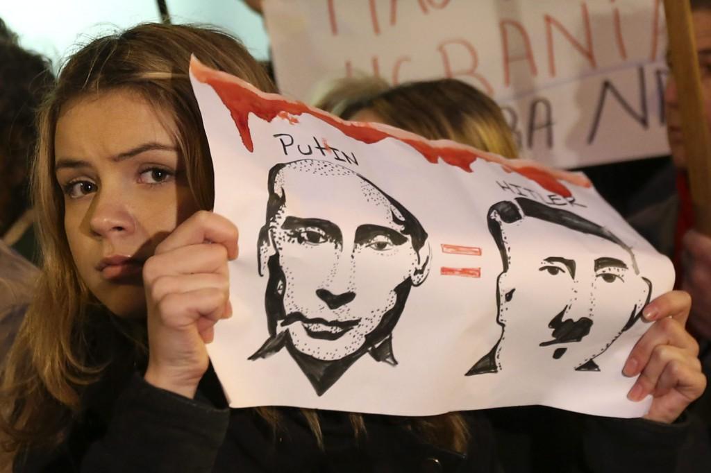 Что общего у Путина с Гитлером