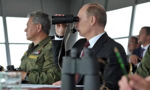 Путин вернул часть военных на базу