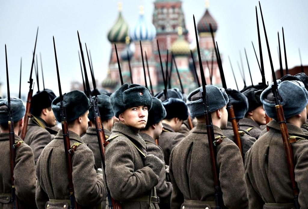Миф о военной мощи России