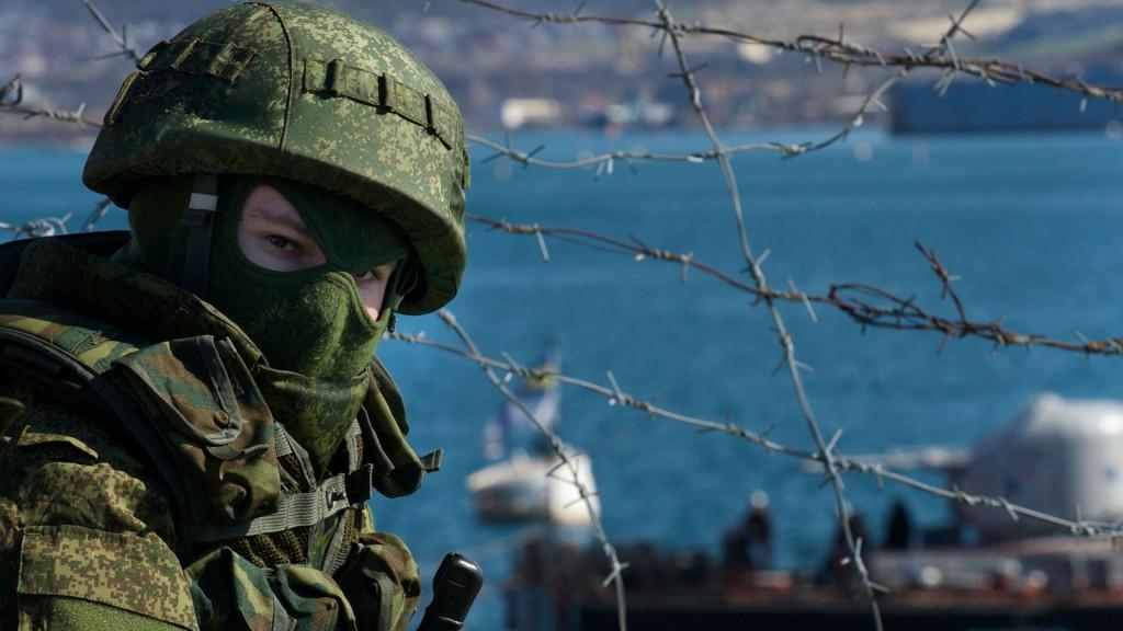 В Минобороны объяснили свои действия в Крыму
