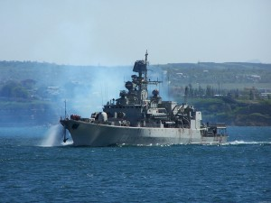 Гайдук: Треть кораблей ВМС Украины заблокированы