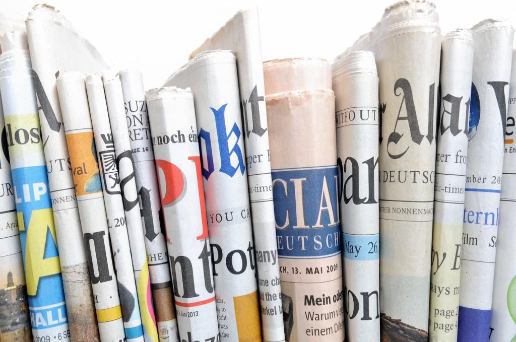 Черная полоса украинских СМИ