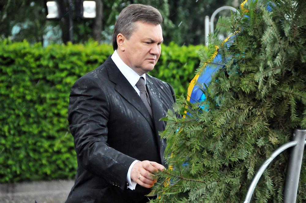 Януковича могут лишить звания регионала