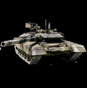 В Крым прибыли российские танки