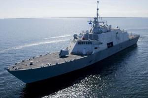 Военный корабль США войдет в Черное море