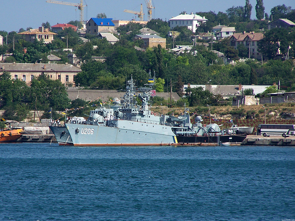 Украина оценивает ущерб от аннексии Крыма Россией в 950 млрд гривен