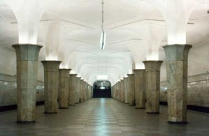 В московском метро произошла перестрелка