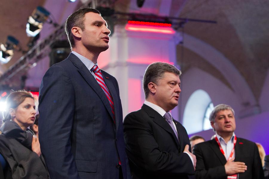 Каким будет предвыборный штаб Петра Порошенко