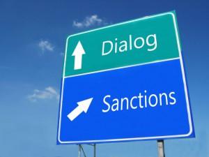 Санкции против главы