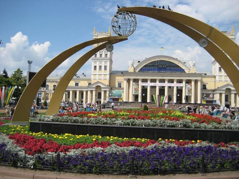 В Украине провозгласили Харьковскую народную республику