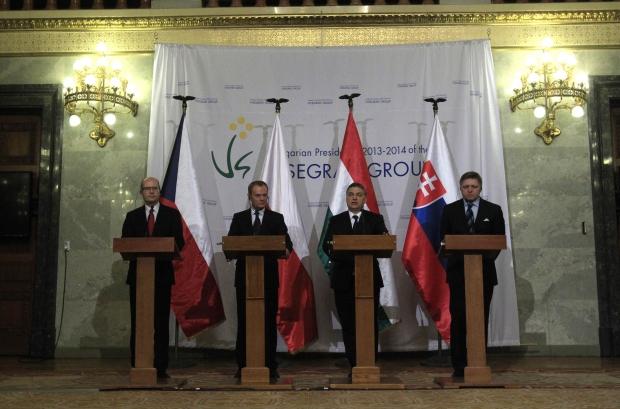 Вышеградская четверка примет в свои ряды Словению и Австрию