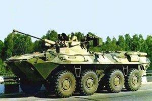 Бронетехника на Востоке партизанским методом проникла к боевикам - Соболев