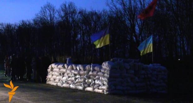 Сумы будут защищать от сепаратистов