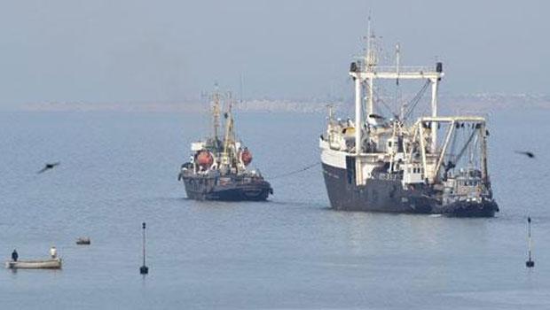 Россия передаст Украине еще пять кораблей из Крыма