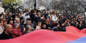 В Одессе пикетируют сессию облсовета
