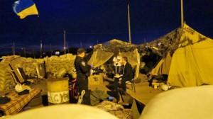 В Одесской области взорвали блок-пост