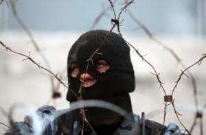 В Славянске напали на блокпост сепаратистов