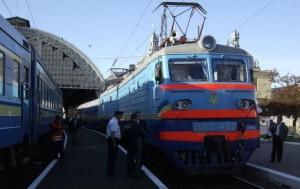 В Рубежном обстреляли ж/д вокзал