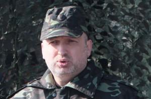Турчинов уволил крымских военных в запас