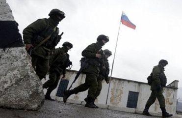 В Горловке сепаратисты захватили райотдел милиции