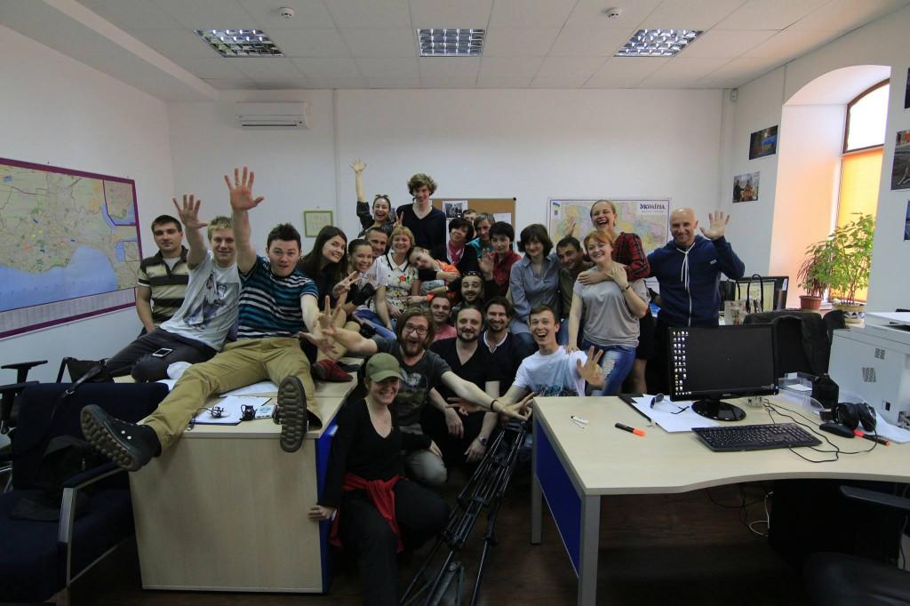 Журналисты одесского 7 канала с юмором уволились в полном составе