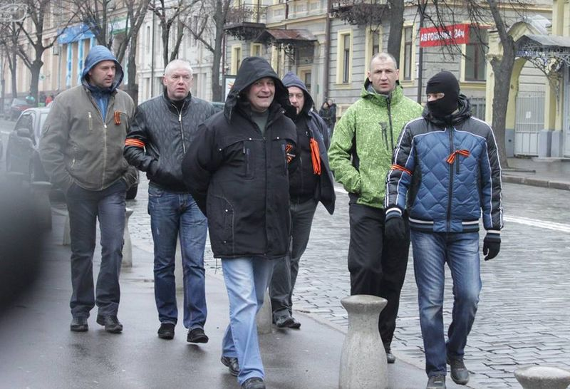 Фото-факт: руководители сепаратистов в Харькове