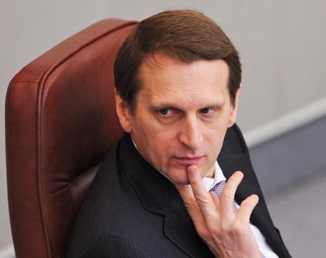 Спикера Госдумы РФ не пустили в Евросоюз