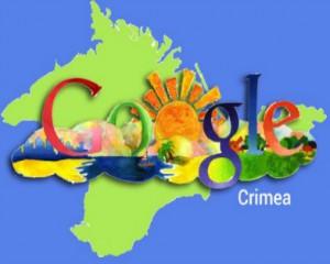 Google включил Крым в состав России на своих картах