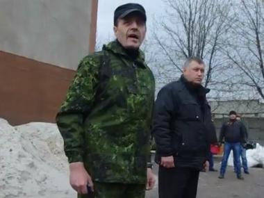 Подполковник, захвативший милицию в Горловке, объявлен в розыск