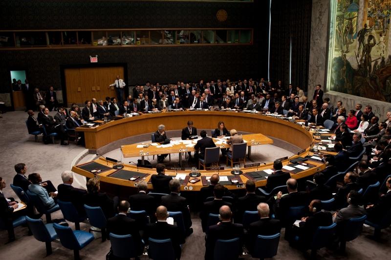Экстренное заседание ООН. Онлайн-трансляция