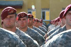 Десант США перебрасывают к Украине
