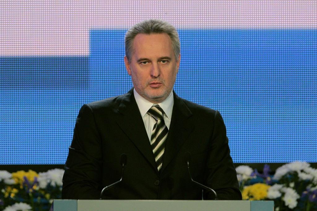 Фирташ выступает за федерализацию Украины